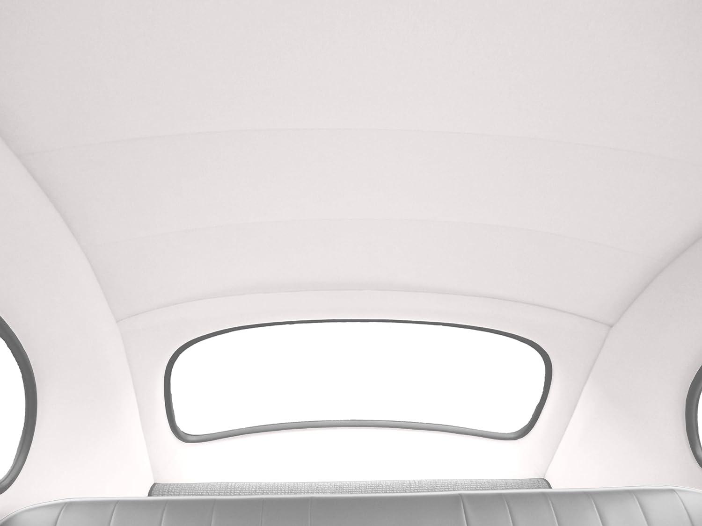 Acme VW55-HDL1004 Volkswagen Beetle Pure White Headliner