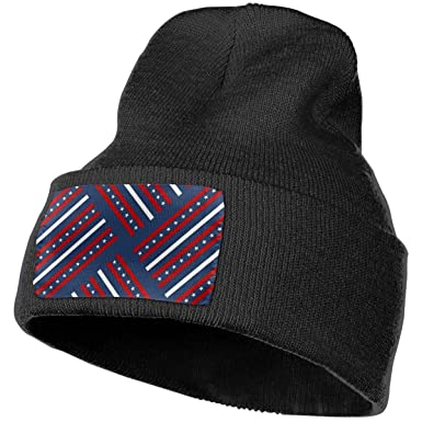 Ruin Stars Fashion Knitting Hat for Men Women 100/% Acrylic Acid Mas Beanie Hat