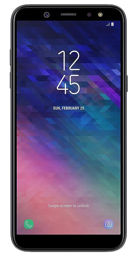 Samsung Galaxy A6 Smartphone 14 25 Cm 5 6 Zoll 32gb Interner Speicher 3gb Ram Deutsche Version