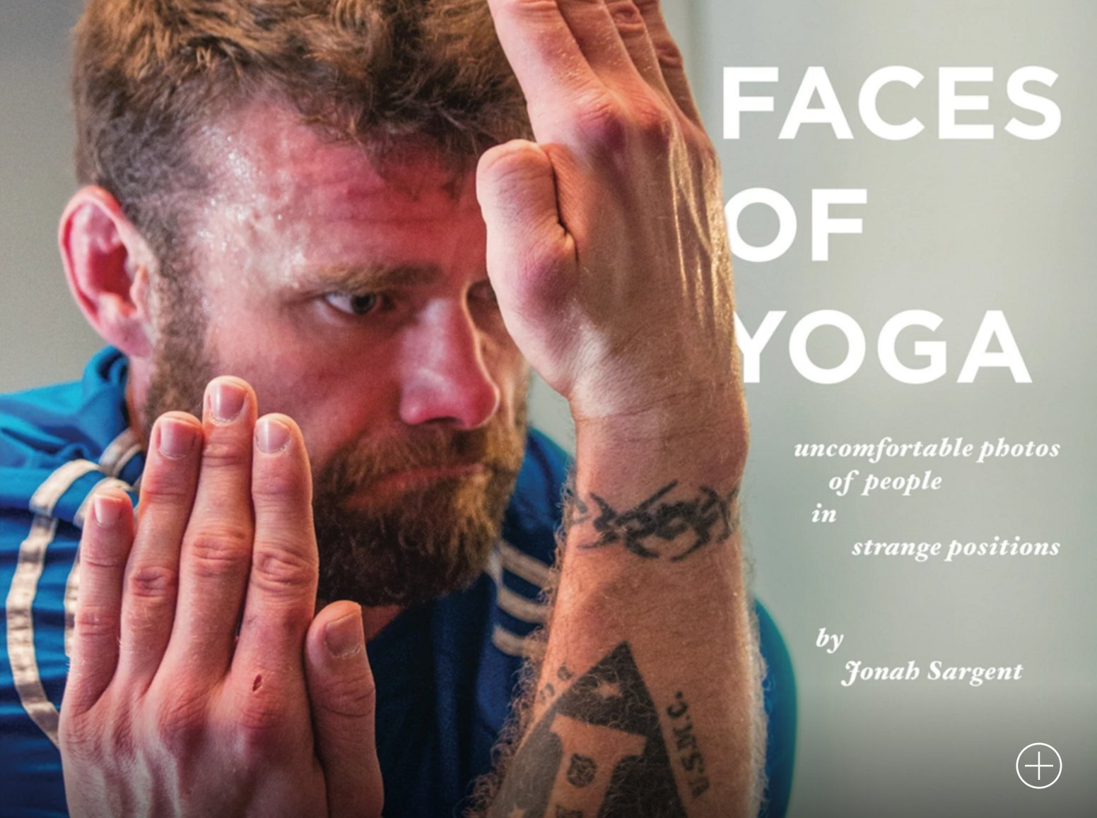 Faces of Yoga: Uncomfortable Photos of People in Strange ...