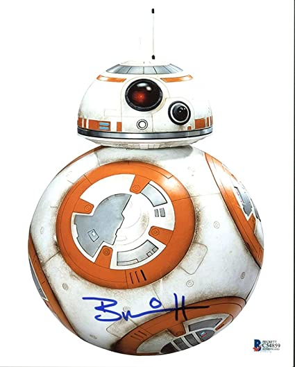 Amazon.com: Brian Herring BB-8 Star Wars Force Awakens ...