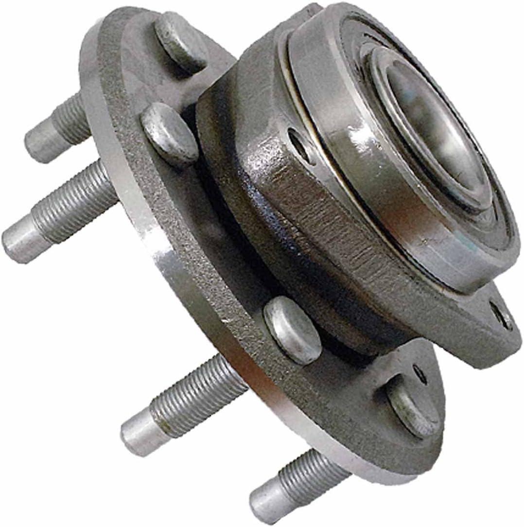 Longgo 513277 New Axle Wheel Hub and Bearing Assembly Front