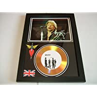 Bon Jovi Firmado Oro disco