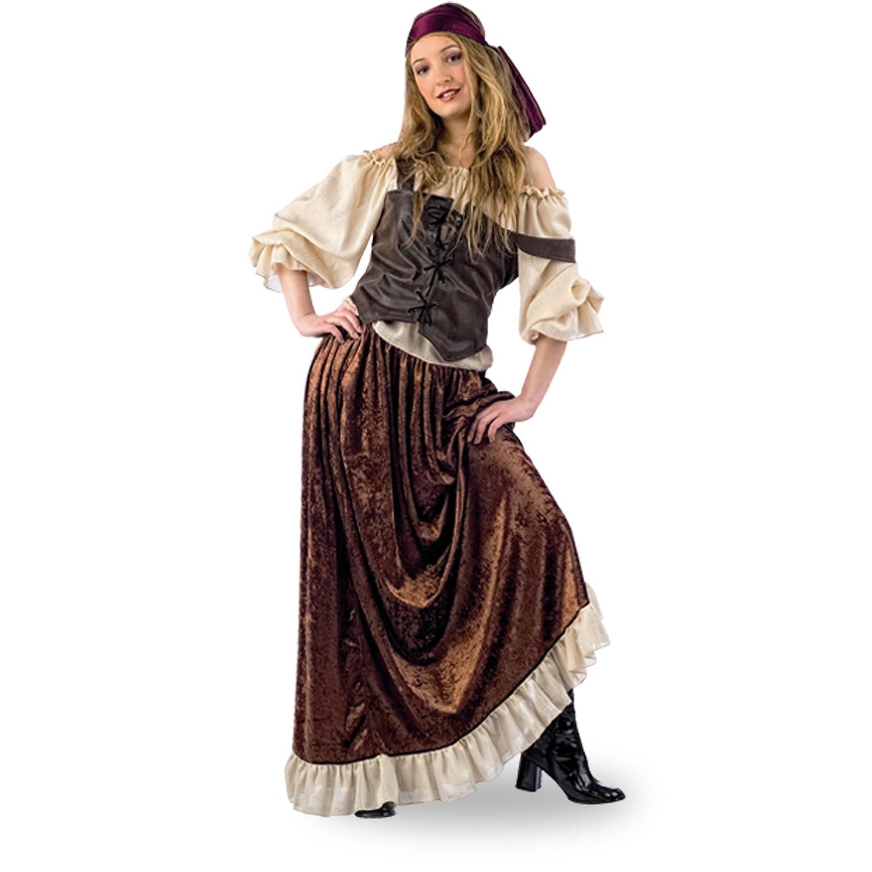 Limit Sport Kostüm Pirat Marian für Erwachsene, Größe M (ma062)