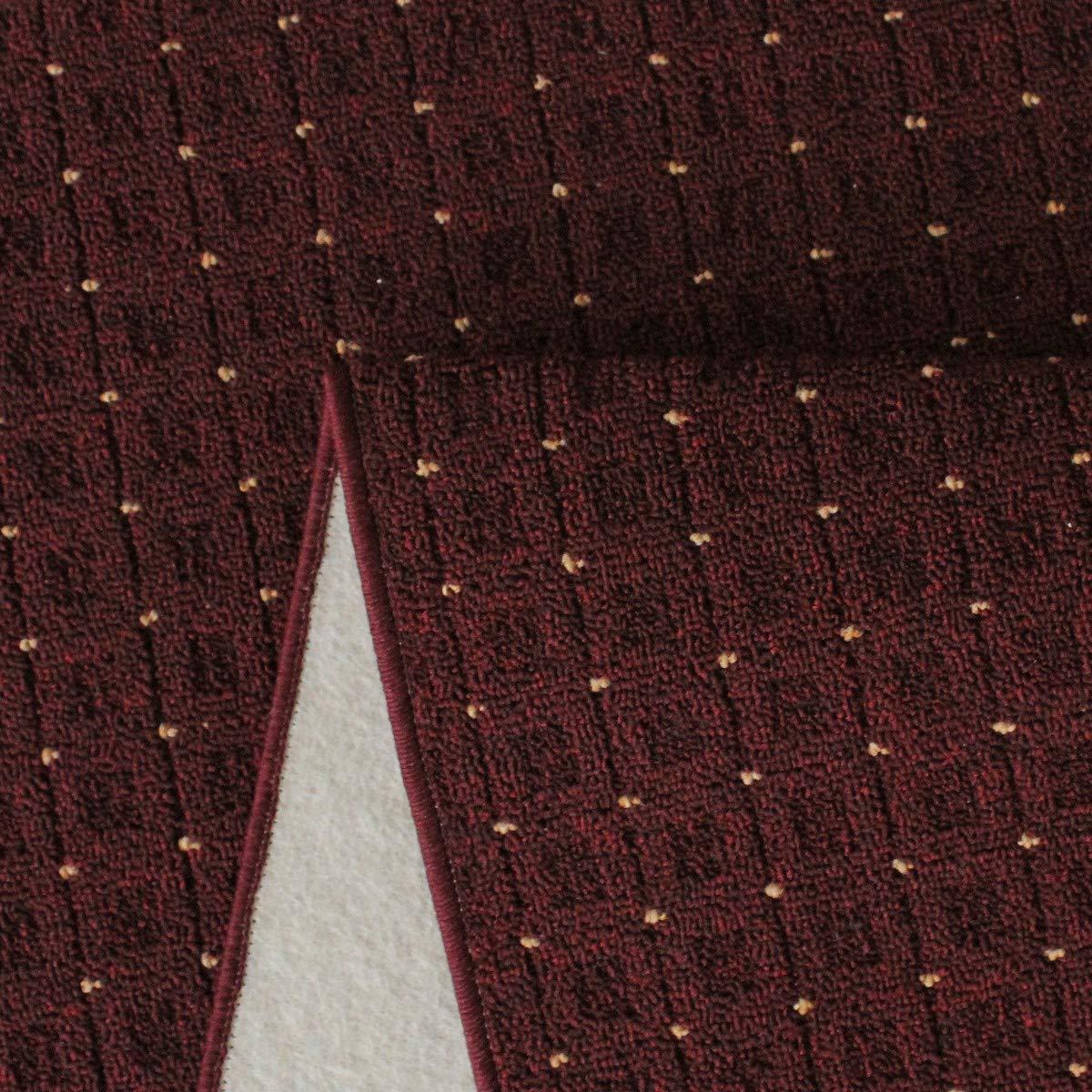Havatex Schlingen Teppich Cambridge - Farbe Farbe Farbe wählbar - Geprüfte Qualität  schadstoffgeprüft pflegeleicht robust   für Wohnzimmer Schlafzimmer Flure Büros, Farbe Lila, Größe 300 x 400 cm B0776VNDV1 Teppiche & Lufer c91fcd