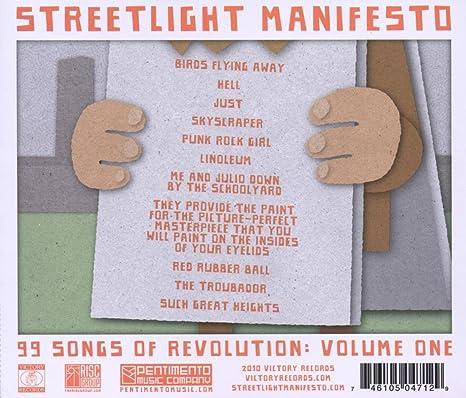 streetlight manifesto discography torrent download