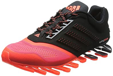 the latest e3509 ff2c5 ... promo code for adidas spring blade mens sport shoes 9.5uk 10.5us red  black 6d7ad