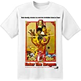 Bruce Lee Enter The Dragon Movie Poster T Shirt (S-3XL) Awesome Huge Print