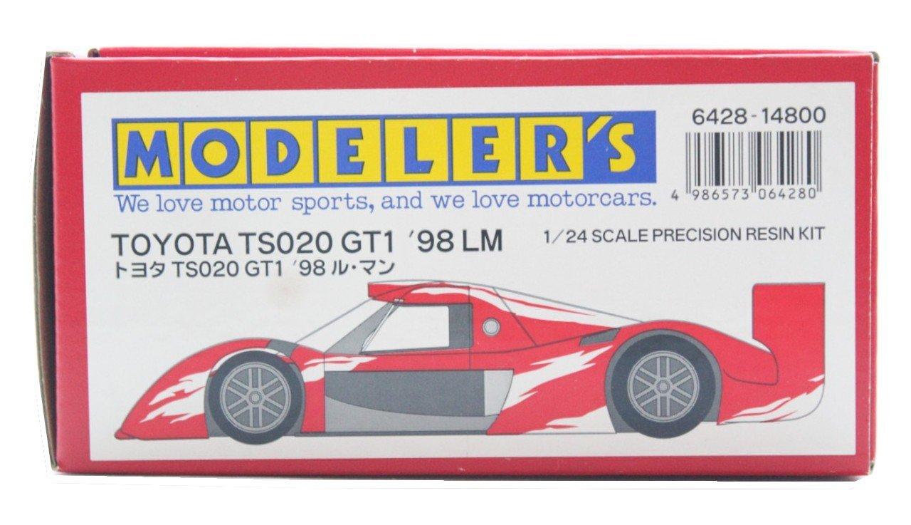 Modeler's/モデラーズ 1/24 レジンキット トヨタ TS020 GT1 '98 ルマン B00APSSHEI