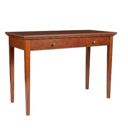 walnut office furniture. Classic Desk Walnut Finish, Smooth Gliding Drawer, Large Workspace, Home Office  Furniture, Walnut Office Furniture