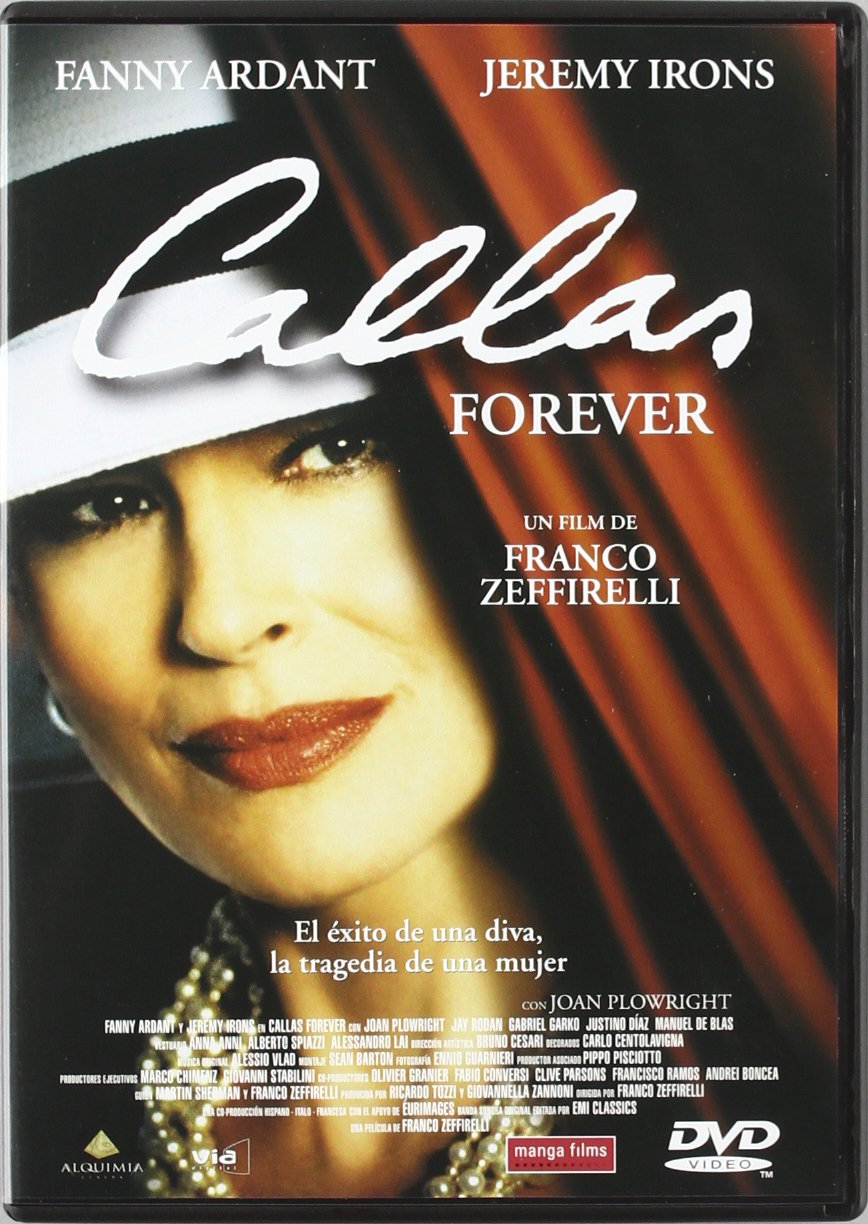 Callas_Forever [DVD]: Amazon.es: Varios, Franco Zeffirelli: Cine y Series TV