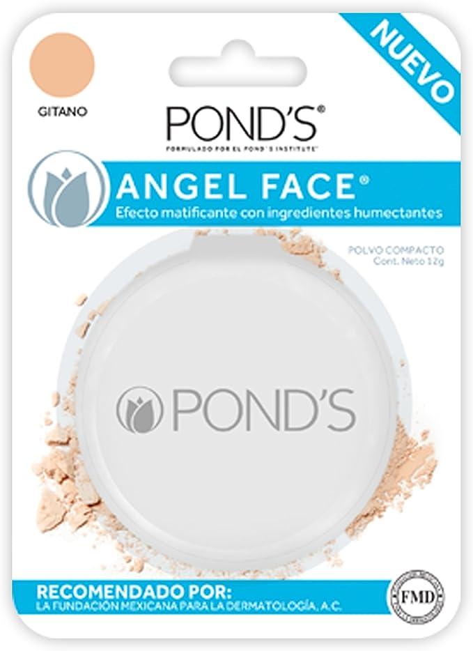 POND'S Polvo compacto Angel Face Gitano 12 g: Amazon.com.mx: Salud y Cuidado Personal