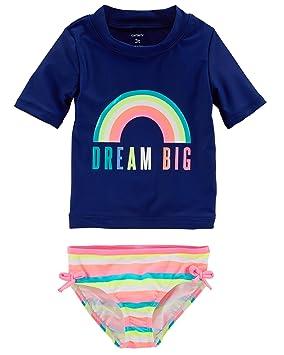 Amazon.com: Carters - Conjunto de ropa de bebé para niña (4 ...