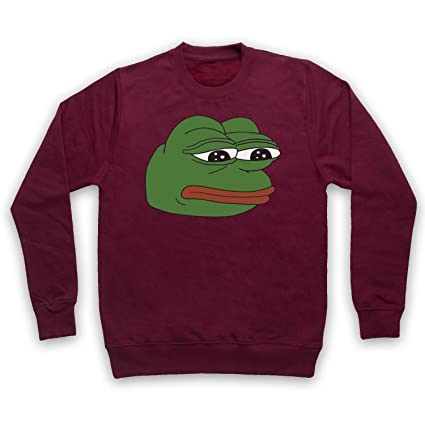 My Icon Art & Clothing Pepe The Frog Alt-Right Meme Adultos ...