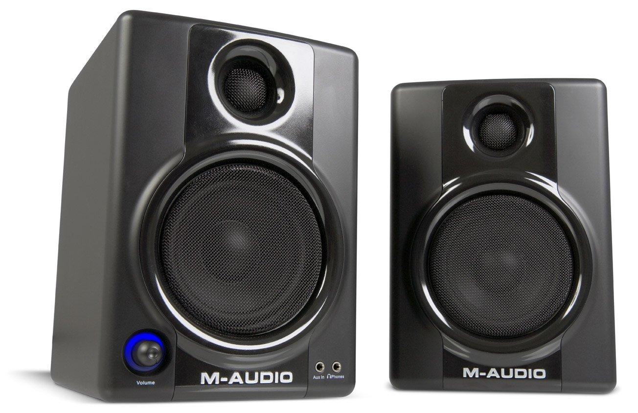 M-Audio リファレンスモニタ AV40 MA-MON-002 B008U3VPMQ