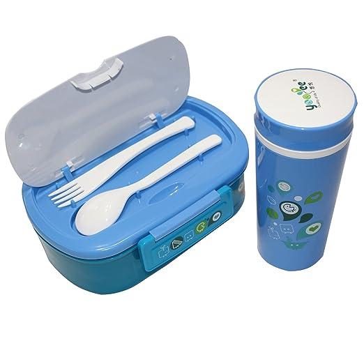 Bento caja de almuerzo contenedores Set para niños & adultos con ...