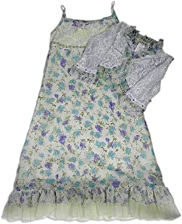 product image for Little Mass Little Girls' Floral Dress Set