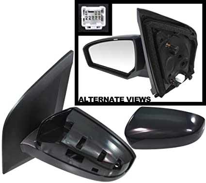 Amazon Com Apdty 066095 Side View Mirror Assembly Fits Left Driver