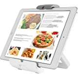 4 in 1 Tablet Mount Holder - For Kitchen Countertop, Wall, Tabletop, Fridge - Tablet Mount Bracket, Recipe Holder Stand for 7 to 10.1 inch Tablet, iPad Pro, iPad mini 4