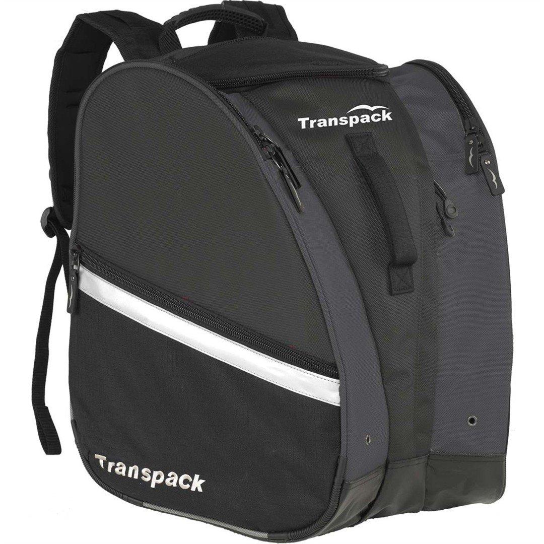 Transpack TRV Pro Bag 2015 (Black/Silver Reflect) by Transpack