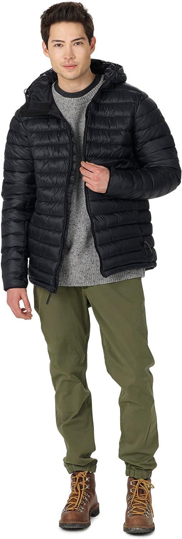 Burton Mens Evergreen Synthetic Hooded Insulator
