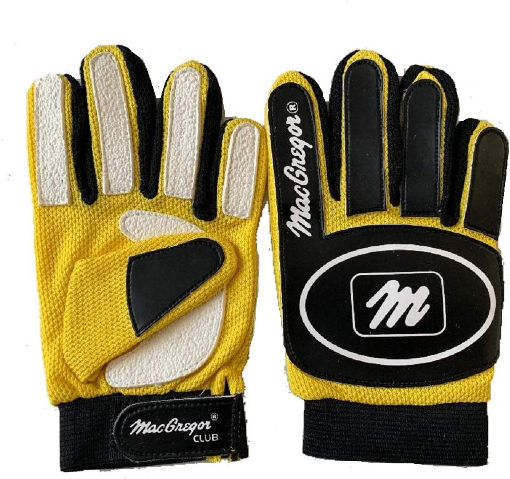 Mac Gregor Soccer Goalkeeper Youth Gloves