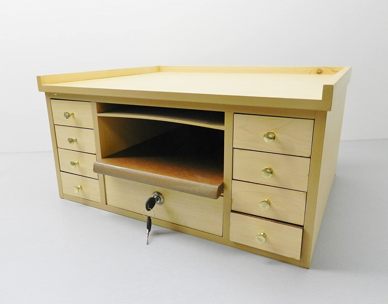 Amazon.com: JEWELERS WORK BENCH TABLE TOP JEWELRY REPAIR WATCH HOBBY U0026  CRAFT BEAD WORKBENCH: Arts, Crafts U0026 Sewing