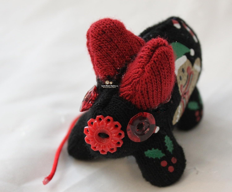 Destruction Bay Sock Doll Jolene the Christmas Mouse Baby Doll