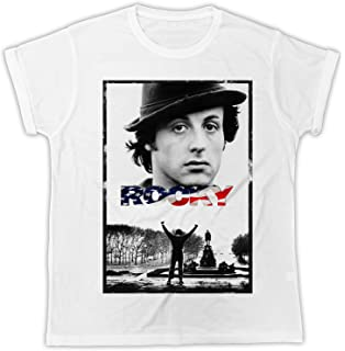 ef6a3620 Cool Funny Rocky Balboa Sylvester Stallone Ideal Gift Birthday Present  Unisex Mens Tshirt