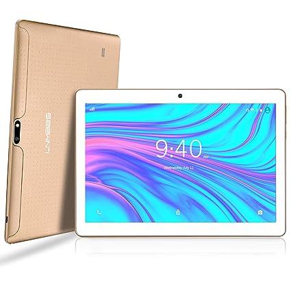 LNMBBS Android 9.0 Tablet de 10 con WiFi 4GB de RAM y 64 GB de ...
