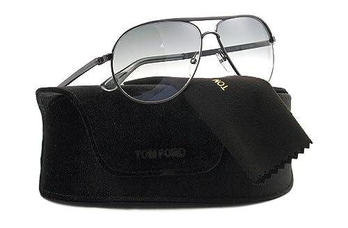 1774429fa99 Tom Ford Sonnenbrille Marko (FT0144)  Amazon.co.uk  Clothing