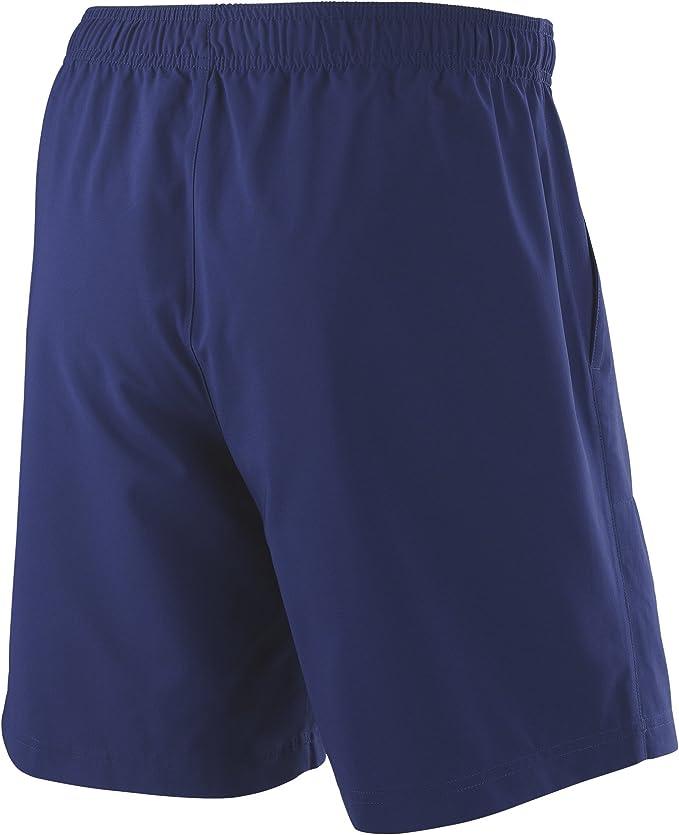 Wilson, M Team 8 Short, Pantalón corto de hombre: Amazon.es: Ropa ...
