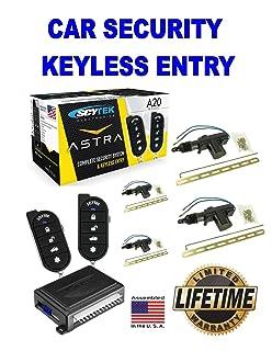 Amazon.com: Viper 211HV 1-Way Keyless Entry System on