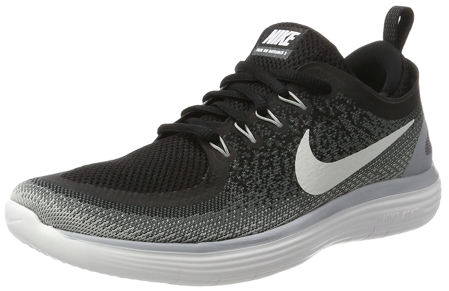 pretty nice e531e f9003 Amazon.com   Nike Women s Free RN Distance 2 Running Shoe   Shoes