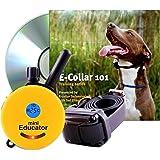 Educator ET-300-TV Bundle: Mini 1/2 Mile E-Collar Remote Dog Training Collar Plus 101 Off-Leash 4 Sessions Dog Training DVD,