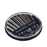 HONEYSEW 30-Count Assorted Hand Sewing Needles Set