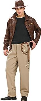 Disfraz oficial de Indiana Jones para hombre | Traje indiana