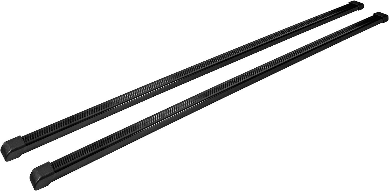 NORDRIVE N15020+N20001+N21152-10207 Easy to Fit Lockable Nordrive Roof Rack Bars