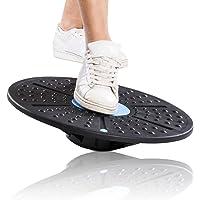 Equilibrio ejercicio Fitness–Tabla de estabilidad equilibrio como equipos de rehabilitación entrenador utilizado para terapia física, rodilla y rehabilitación, yoga de tobillo para niños y adultos, para perros demasiado