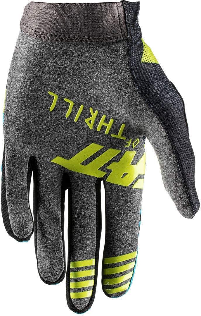 Leatt GPX 2.5 X-Flow Gloves-Black-M