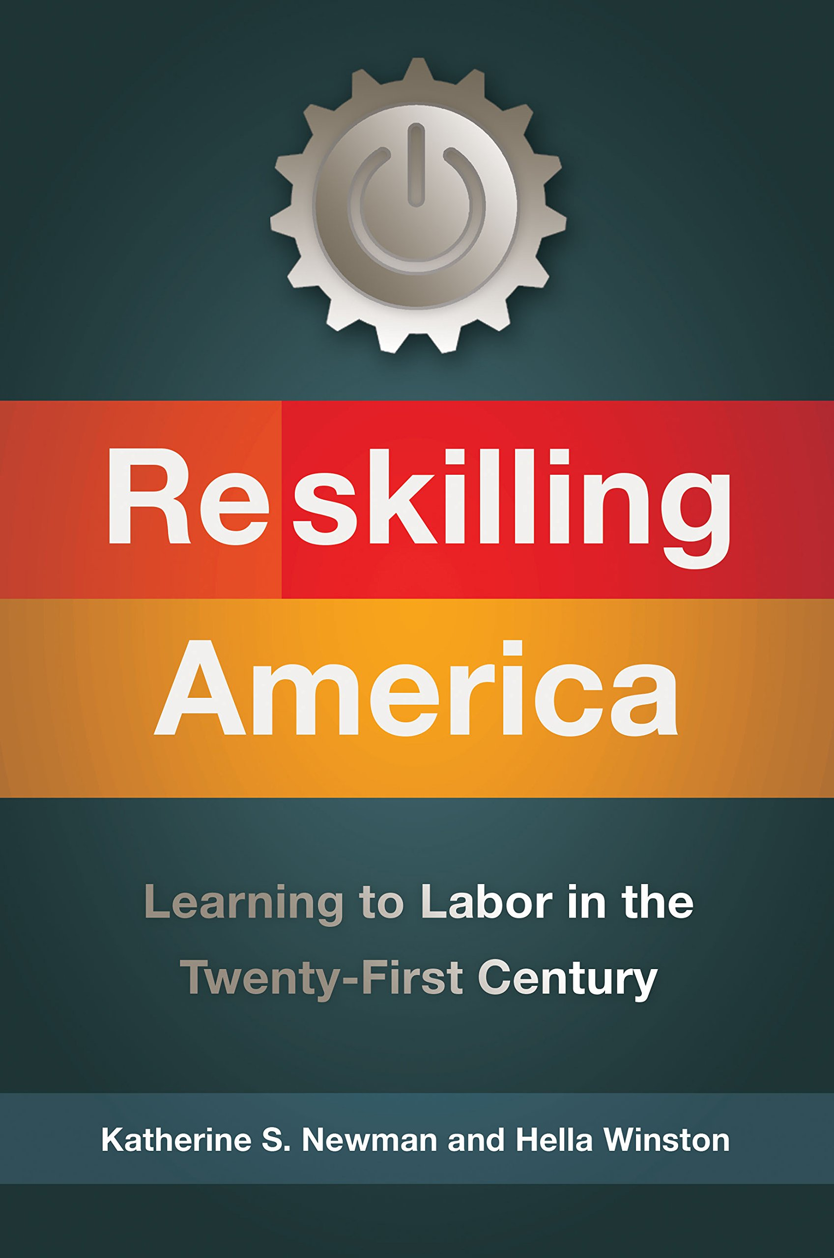 Download Reskilling America: Learning to Labor in the Twenty-First Century pdf epub