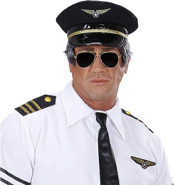 WIDMANN- Set para disfraz de piloto, Talla única (00085): Amazon ...