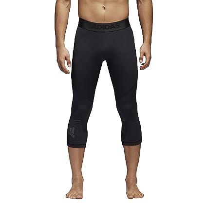 7d6fe522602c90 Amazon.com: adidas Men's Training Alphaskin Sport 3/4 Tights: Sports ...