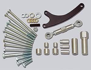 Moroso 63810 Alternator Mounting Bracket for Ford