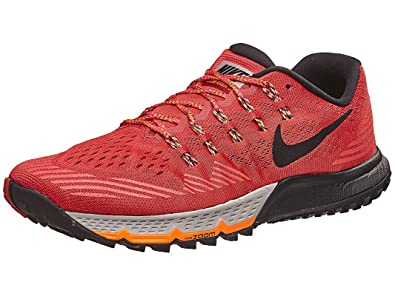 huge selection of 66e58 f94d3 Nike Air Zoom Terra Kiger 3 Lauchuhe, Chaussures de Running Homme, Rouge  (Rot