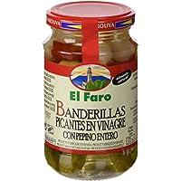 El Faro Banderillas Picantes - 350 g
