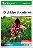 Orchidee spontanee. Cartoguida