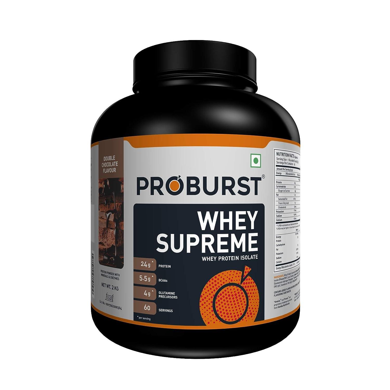 Proburst Supreme Whey Protein Powder