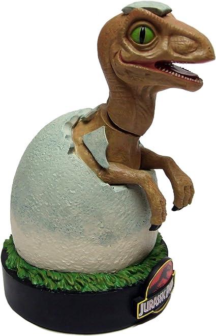 Dilophosaurus Premium Motion Statue Jurassic Park