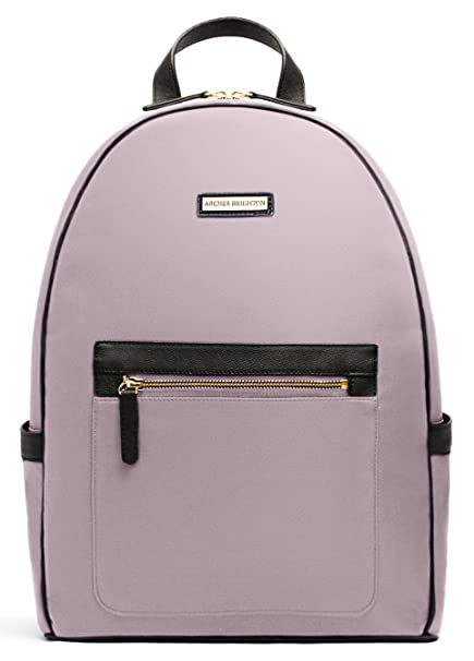 Amazon.com  Archer Brighton Cara Laptop Backpack e4acf1b883b2b